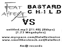 [4m@010]-00-Flat_Affect_VS_Bastard_Child_-_Cover