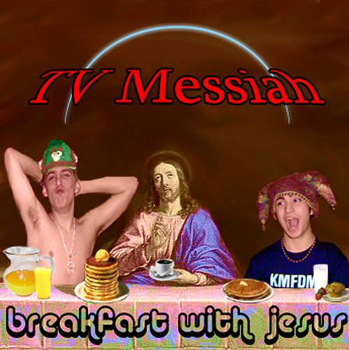 TV Messiah is struggling, hustling and eating other people their foods in order for them to survive the crisis..