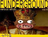 Funderground vol.4 ca: 4m@110 artists: kai nobuko, packert hell, the pink blob, graffiti mechanism