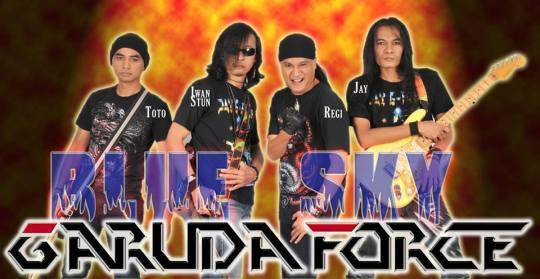 Foto GARUDA FORCE Band(BlueSky)