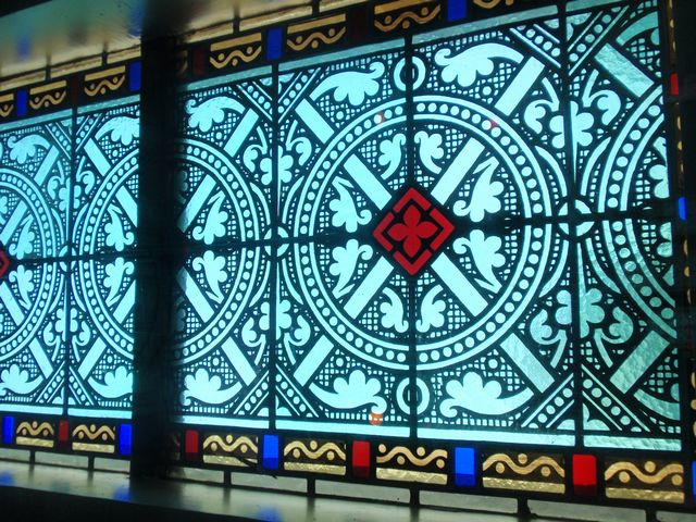 ^ admire the beautiful amazing view of these fine windows that the venue is rich off