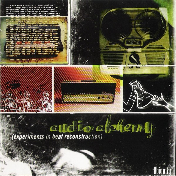 Various Artists - Audio Alchemy (Experiments In Beat Reconstruction)
