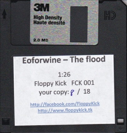 ^ the first ever Floppy Kick single release by nobody less than the mysterious Eoforwine