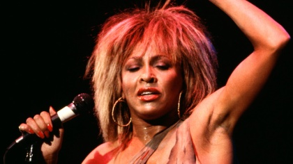 ^ Tina Turner is like irrlicht project 'Simply the best'