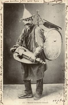 ^ this is not a picture of one-man-band Отстой