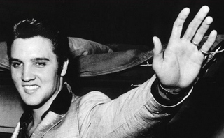^ Elvis the King of Rock n Roll don't think this is rock at all