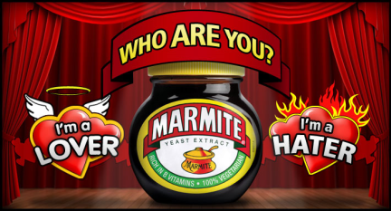 ^ the vocals are like Marmite; you either love it, or you hate it
