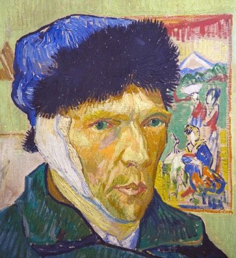 ^ Reviewer Vincent van Gogh was well known for his tough ears, but would it be tough enough for this abum by Dead Heads?