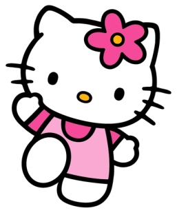 ^ Hello Kitty!