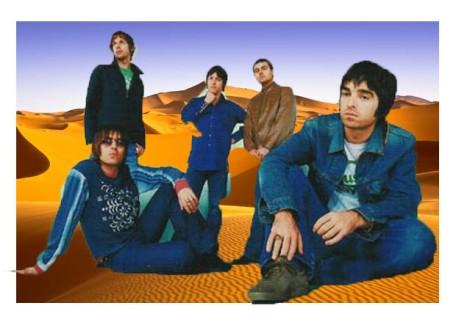 ^ Oasis in the desert