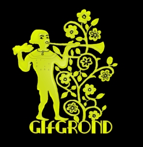 the logo of Gifgrond