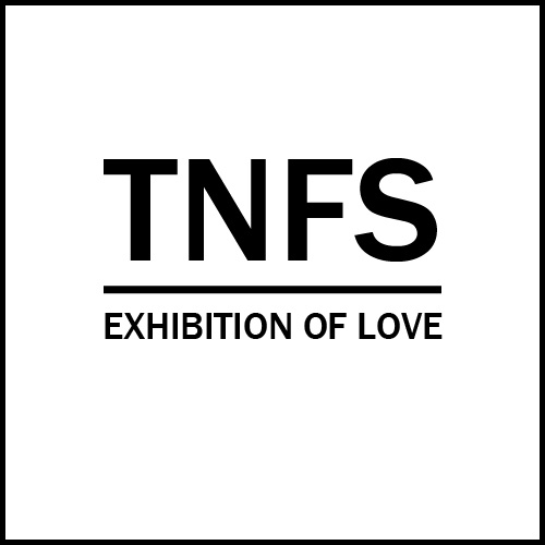 The album art for The New Fabian Society's Exhibition Of Love EP is very simple and stark. Like love can be, when bared openly. This makes me love it even more.