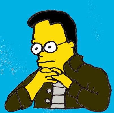 ^ this is Sven Sunberg, aka 'the finest musician in Springfield'