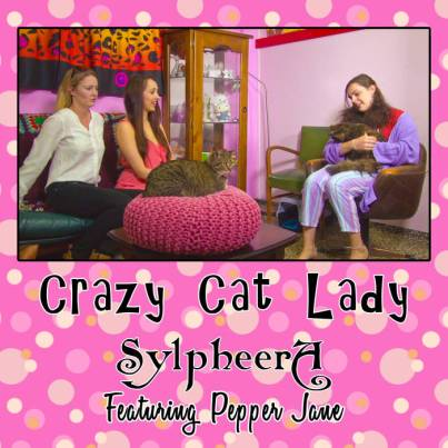 Crazy Cat Lady Internet Hookup Video