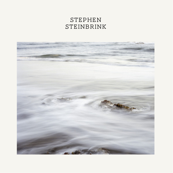 On the cover of Arranged Waves, by Stephen Steinbrink, some waves are arranged in a reasonably-sized square just a smidge off center. Listening, you get the sense that sound waves have also been arranged with a similarly delicate touch.