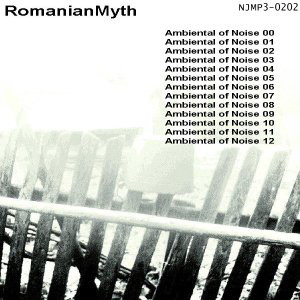 You know... I'm looking at the art for Ambiental Of Noise, by RomanianMyth. That's what I'm doing. Have you seen it? It's right up there. Interesting.